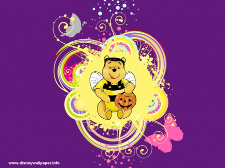 Winnie The Pooh Halloween Movies Entertainment Background Wallpapers On Desktop Nexus Image 1566318