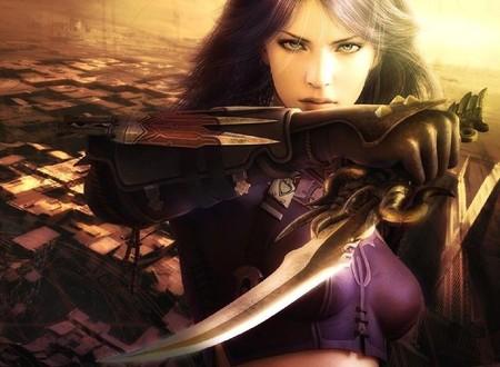 Female Ninja Guild Wars Amp Video Games Background