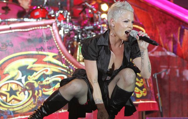 Image result for pink singer concert