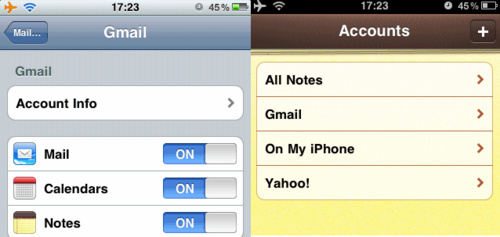 How to Sync iPhone Notes to Your Gmail  Account