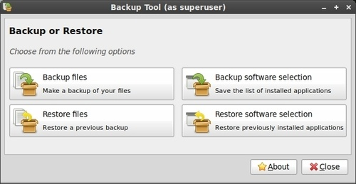 Linux Mint 9 RC Backs Up Your Data and Application Choices