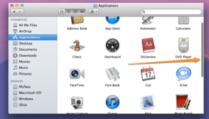 Screenshot and Feature Tour of Mac OS 10.7 Lion
