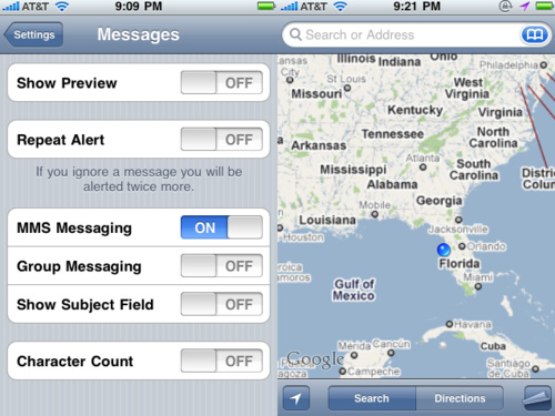 Here's What's New In iPhone OS 4.0 Beta 4
