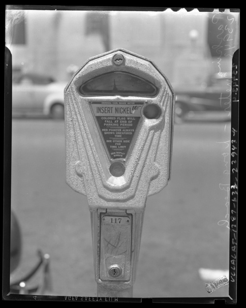 75 Year Ago Today, the First Parking Meter