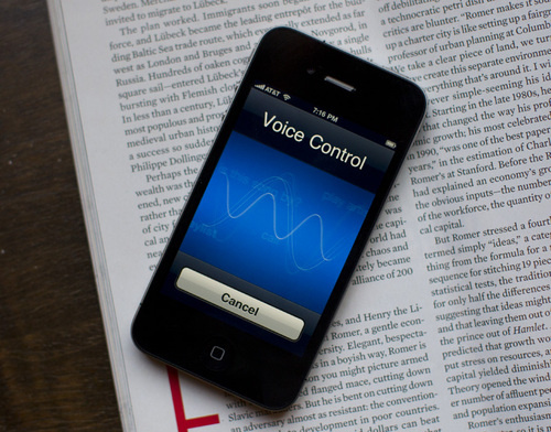 The iPhone 4 Voice Command Cheat Sheet