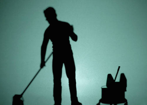 There Are 5,000 Janitors in the U.S. with PhDs