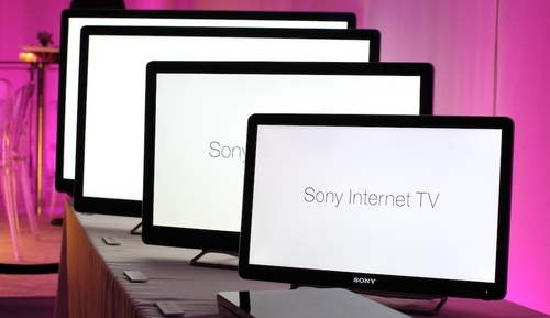 This Is Sony's 99 Google TV-Powered Internet TV