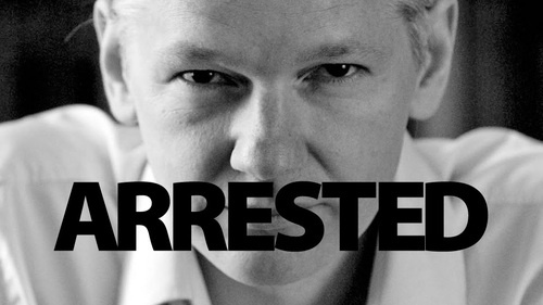 U.S. Celebrates Wikileaks Arrest By Announcing Press Freedom Day