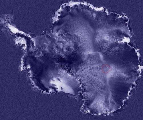 Never Before Seen Underground Lake Vostok Might Bring New Life Forms
