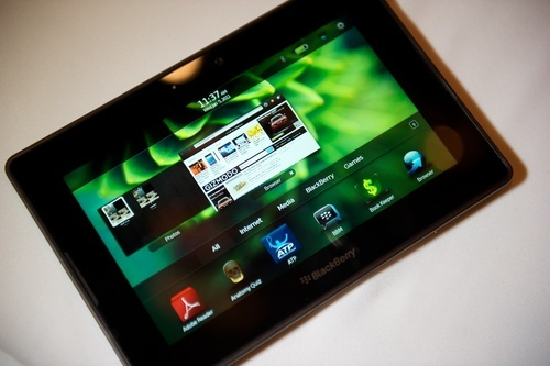 BlackBerry PlayBook Preview: The First Great 7-inch Tablet?