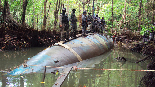 The Life and Times of a Colombian Cocaine Submarine Captain