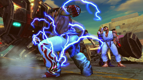 Street Fighter Gets Its Face Punched Off By Tekken