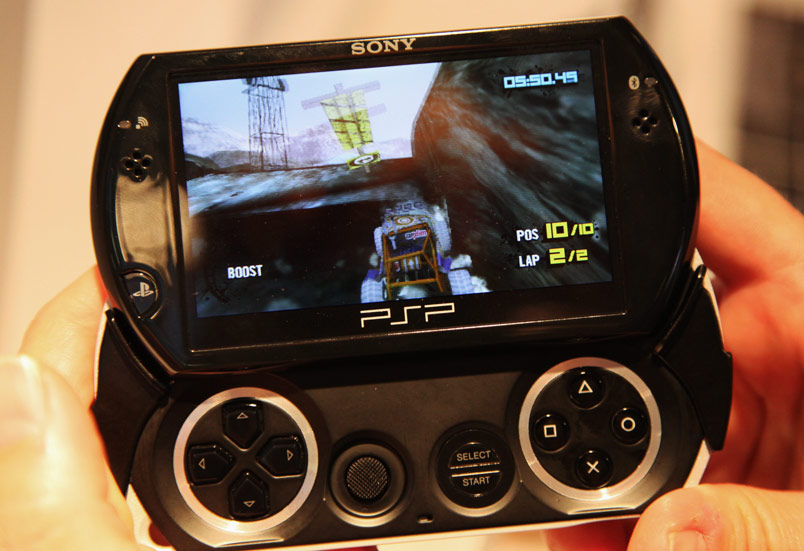 Hands On Is The PSP Go Too Small Gizmodo Australia