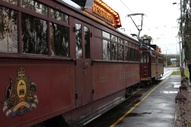 Colonial Tramcar Restaurant Tour of Melbourne - Melbourne
