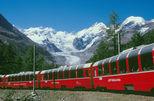Swiss Alps Bernina Express Rail Tour from Milan, Milan, Rail Tours