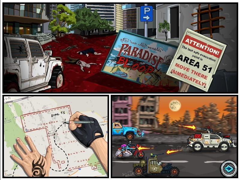 Dead Paradise 2 Hacked Cheats Hacked Online Games