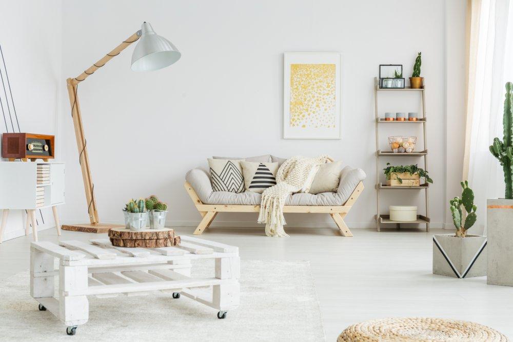 transformations de meubles en palette