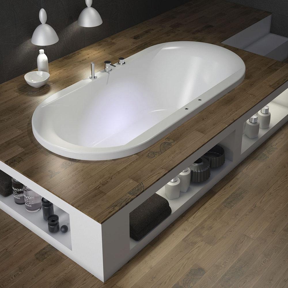 les avantages de la baignoire 100