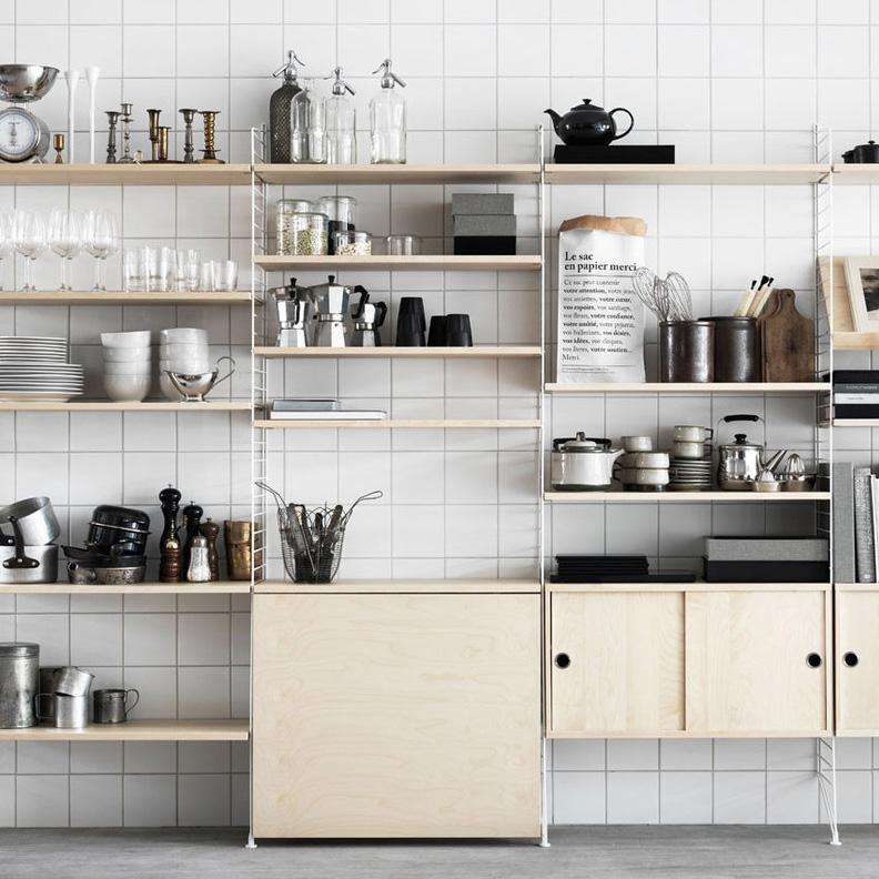 5 idees deco pour ranger sa vaisselle