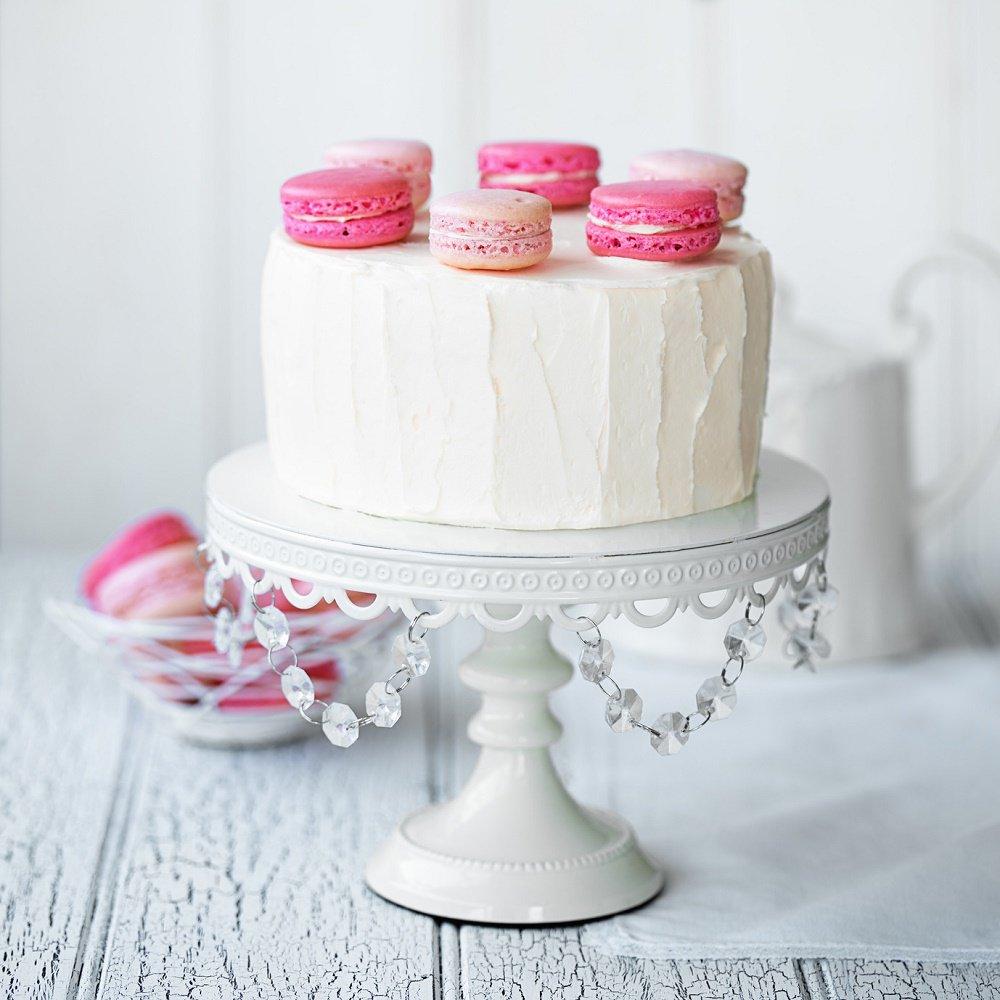 Recette Wedding Cake Au Chocolat Et Aux Macarons Marie