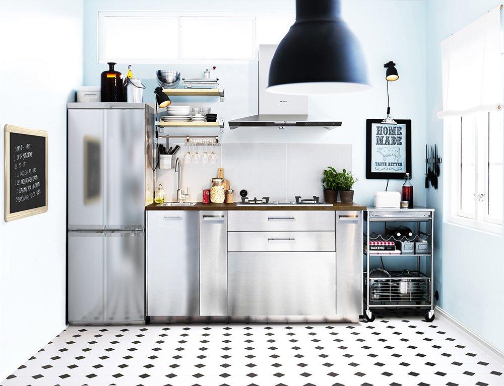 Petites Cuisines IKEA Toutes Nos Inspirations Marie Claire