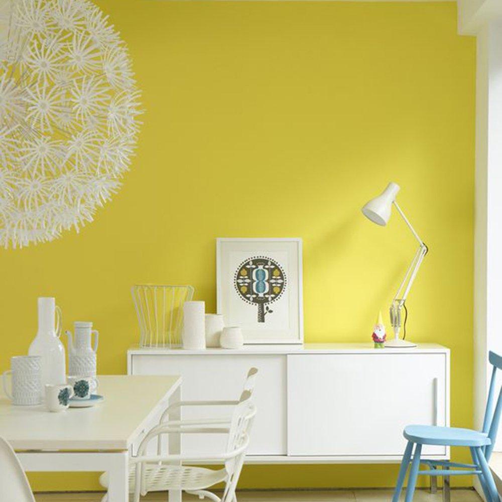 craquez pour une deco jaune citron