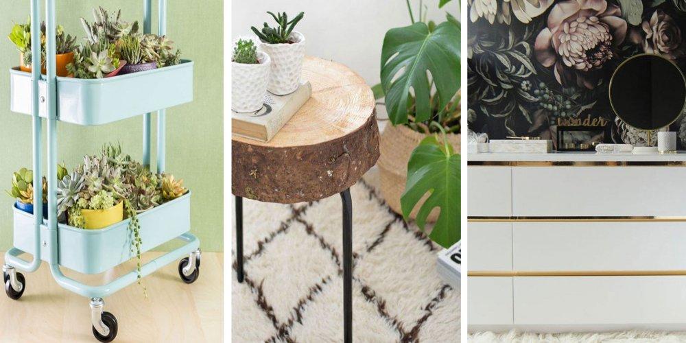 7 Idées Pour Customiser Ses Meubles Ikea Marie Claire