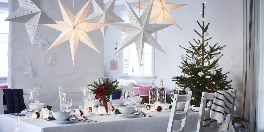 Decoration De Noel Ikea 2019 Decouvrez La Collection Vinterfest Marie Claire