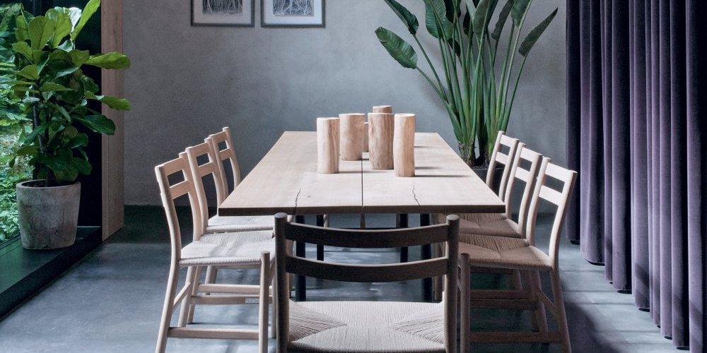 salle a manger minimaliste