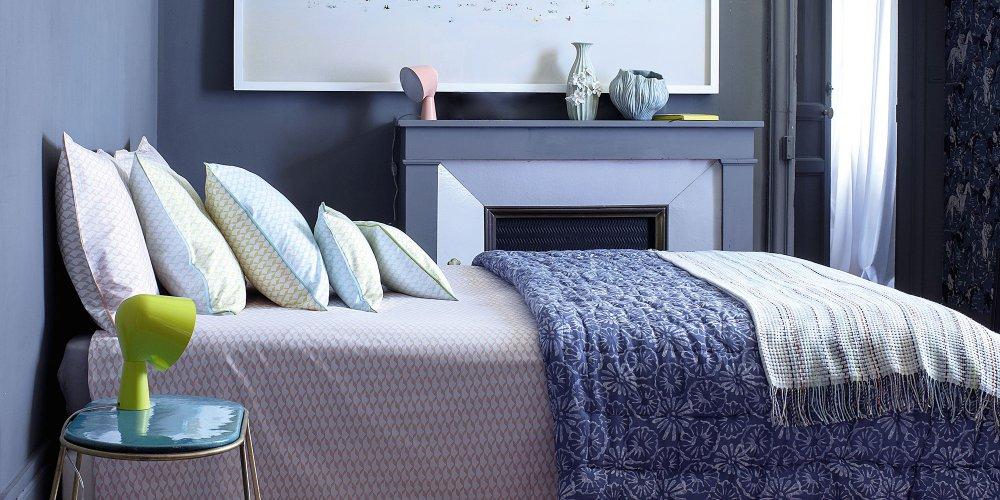 chambre bleue nos plus belles