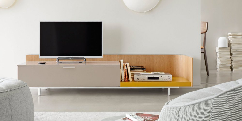 l ecran de television est souvent le point central autour duquel tout le salon s articule c est pourquoi bien choisir son meuble tv est indispensable