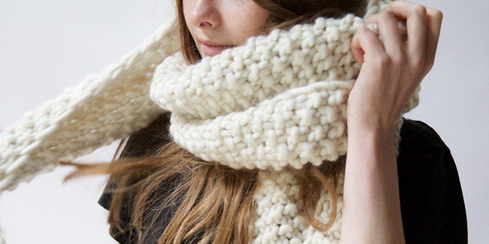 pour passer l hiver au chaud nous vous proposons plus de 11 patrons d echarpe a tricoter