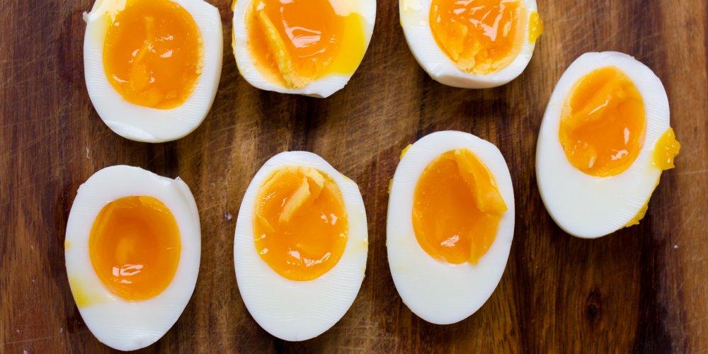 temps de cuisson des œufs mollets
