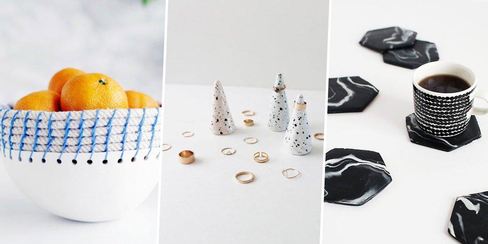 faire ses objets deco en pate fimo simple rapide design et peu couteux decouvrez notre selection diy et embellissez votre maison d objets tendances