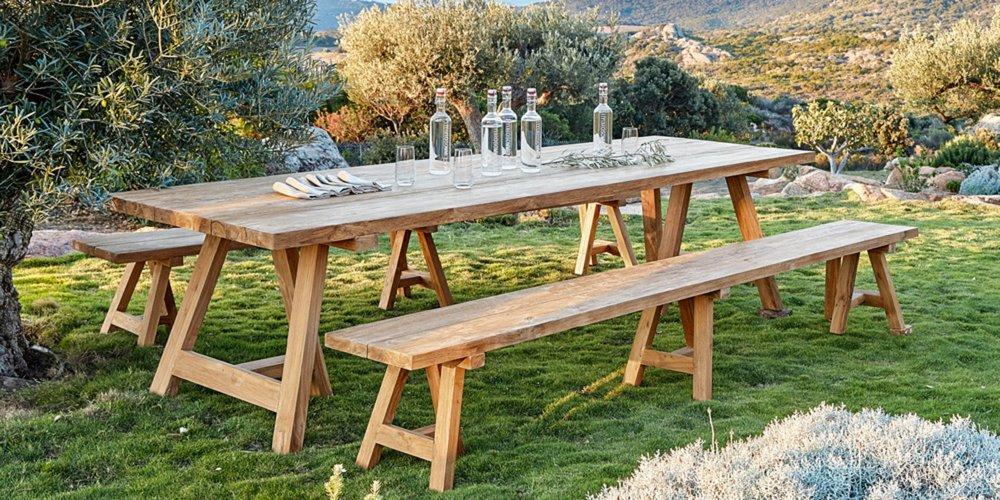 15 jolis bancs de jardin pour un coin