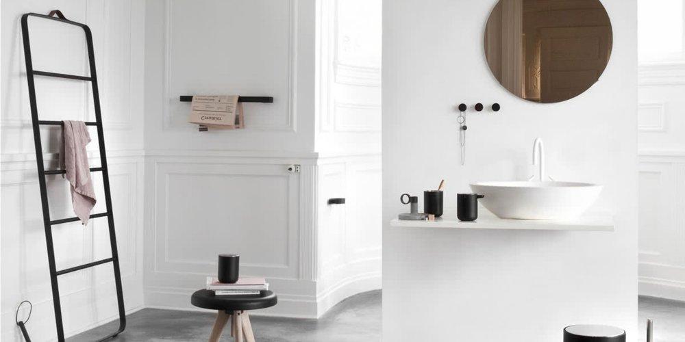 Porte Serviettes 8 Modles Design Pour Ma Salle De Bains Marie Claire