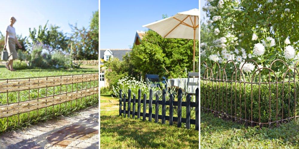 construire une barriere de jardin