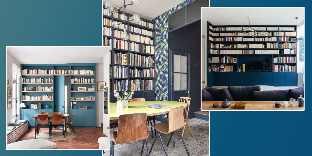 30 bibliotheques design pour s inspirer