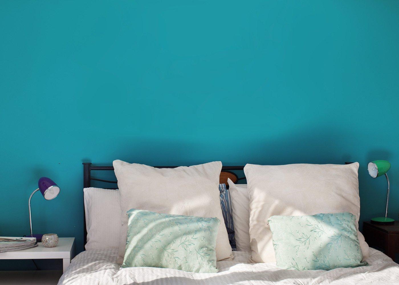 Zoom Sur Le Bleu Couleur Intemporelle Et Raffine Marie