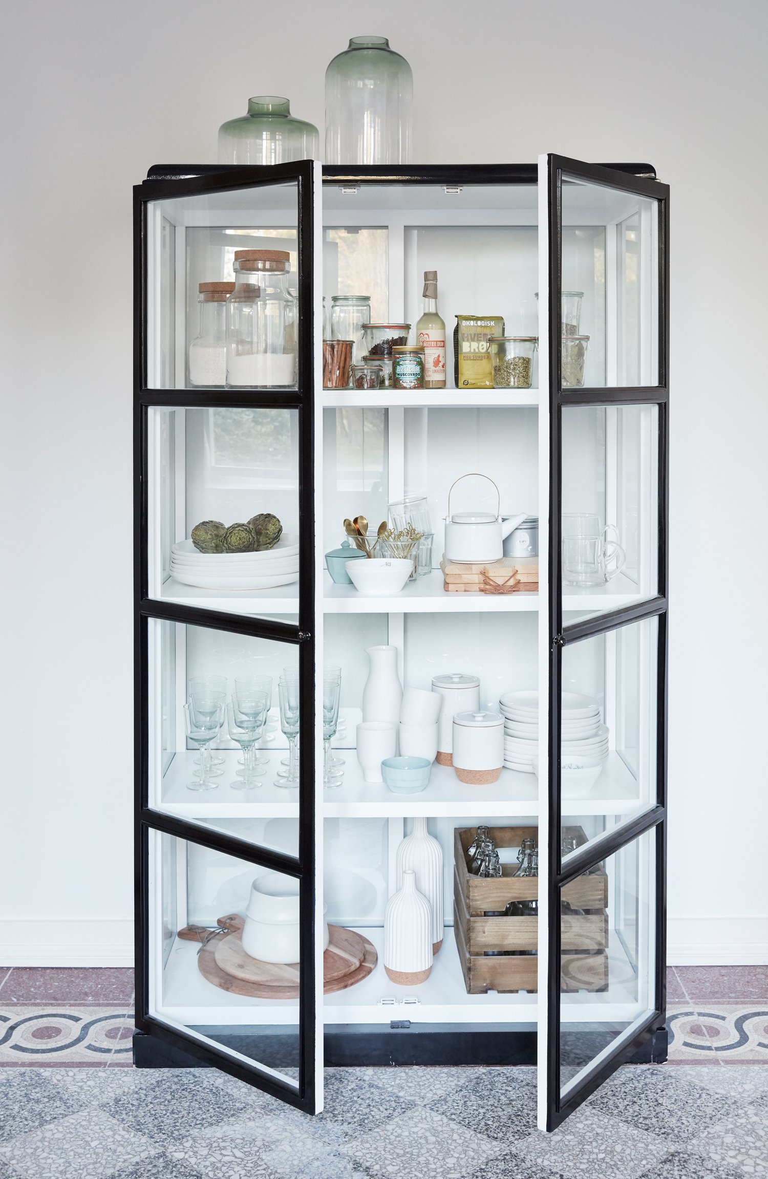 Vitrine 5 Ides Dco Pour Ladopter Marie Claire