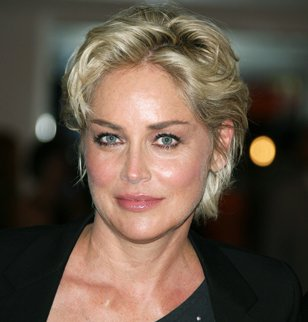 Sharon Stone Marie Claire