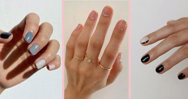Les Tendances Vernis A Ongles Et Nail Hiver 2020 Marie Claire