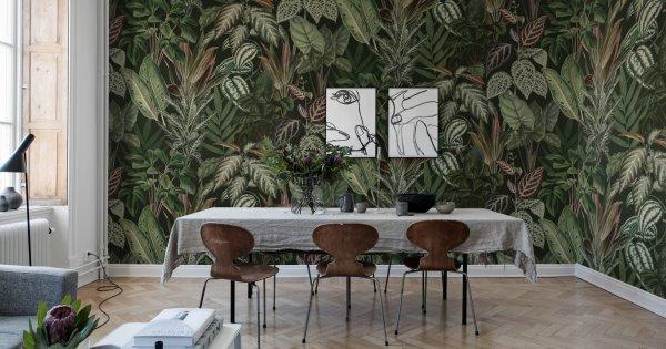 papier peint tropical notre selection
