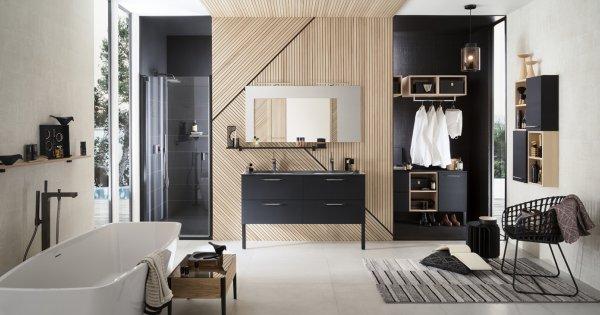 30 Idees Deco Pour La Salle De Bains Marie Claire