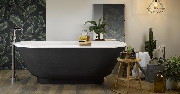 ou placer le robinet dans la baignoire