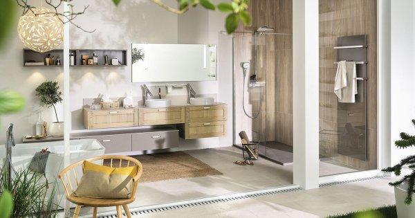 salle de bains style scandinave