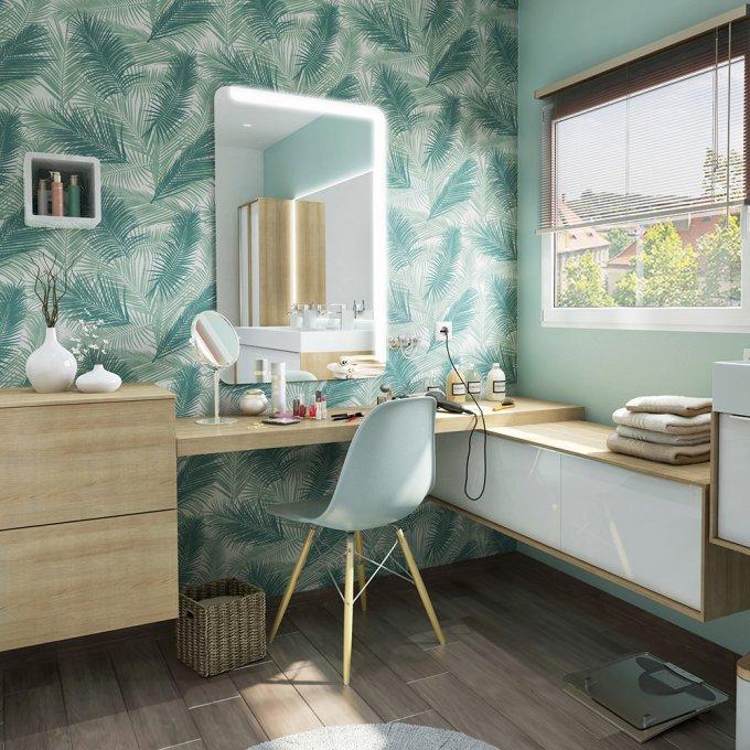 miroir salle de bains marie claire