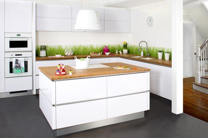 cuisine blanc laque nos astuces pour