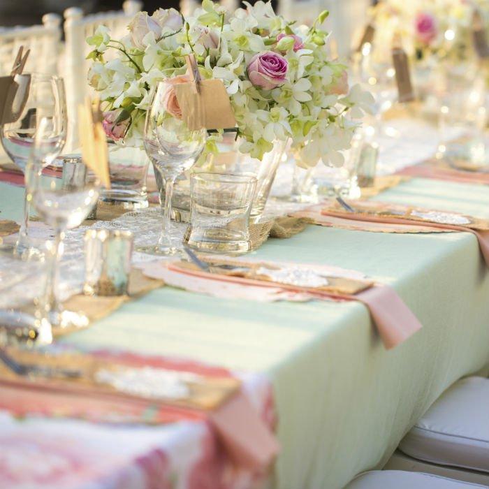 lisez cet article pour faire le plein de bons conseils decoration pour un mariage pas cher