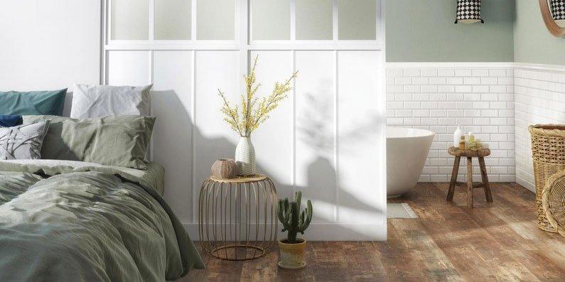 Cloison Interieure La Solution Ideale Pour Delimiter Des Espaces Marie Claire